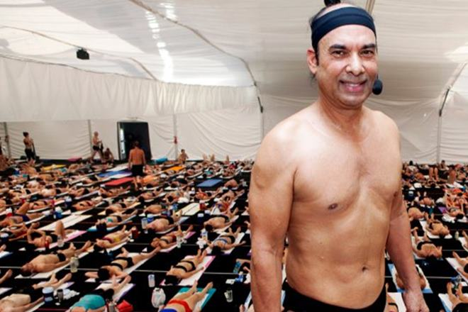 Who is Bikram?